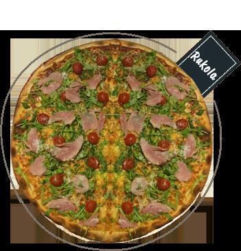 Pizza Rukola